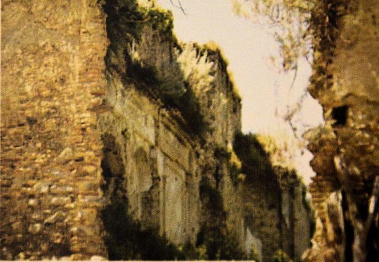 Seminara - Rudere della chiesa di S. Marco Vecchio