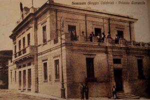 Seminara - Palazzo comunale